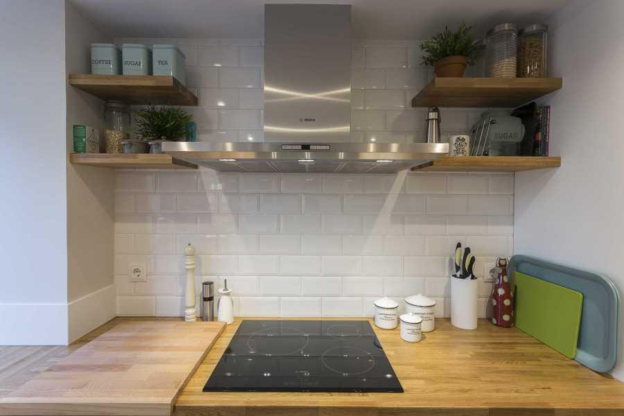 Reforma vivienda en Madrid - Cocina
