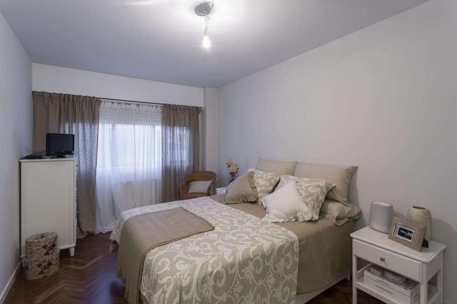 Reforma vivienda en Madrid - Dormitorio
