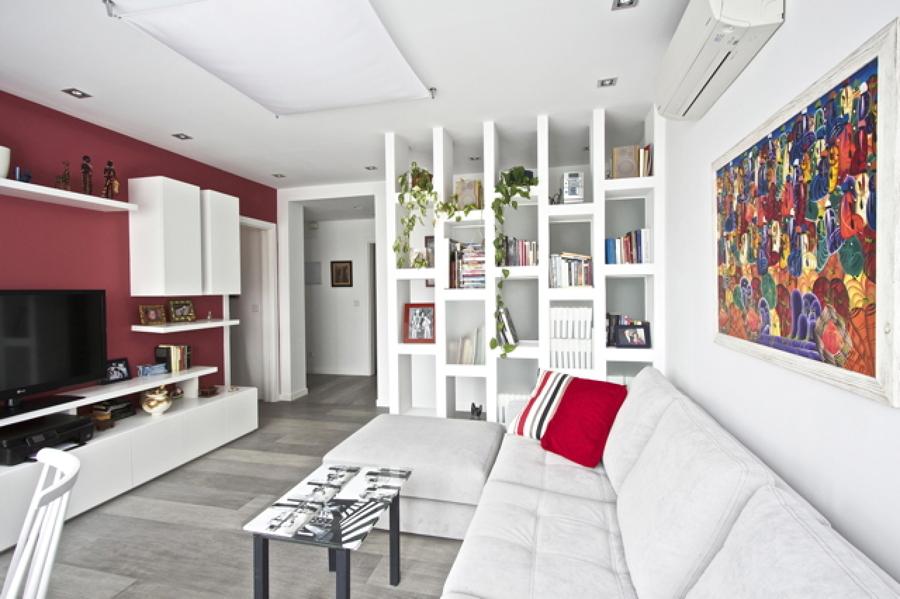 Proyecto reforma integral de una vivienda en madrid - Trabajo para arquitectos en espana ...