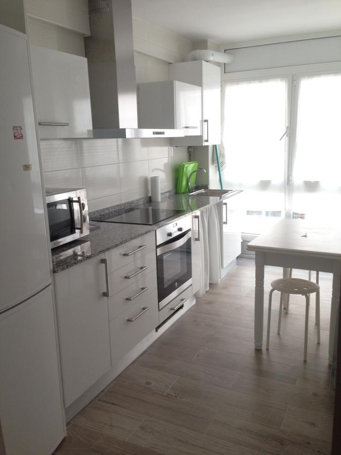 Proyectos ideas reformas viviendas for Ubicacion de cocina