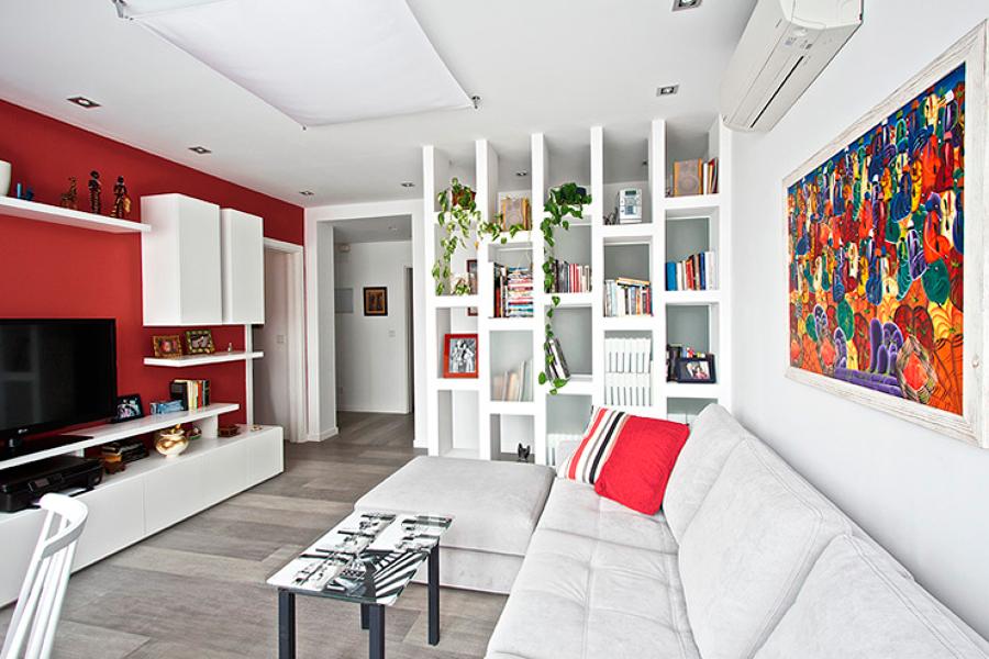 Reforma y Decoración de apartamento por Arquitectos Madrid 2.0