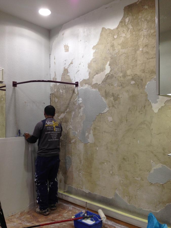 Pintura de interiores ideas mantenimiento comunidades - Pintura de interior ...