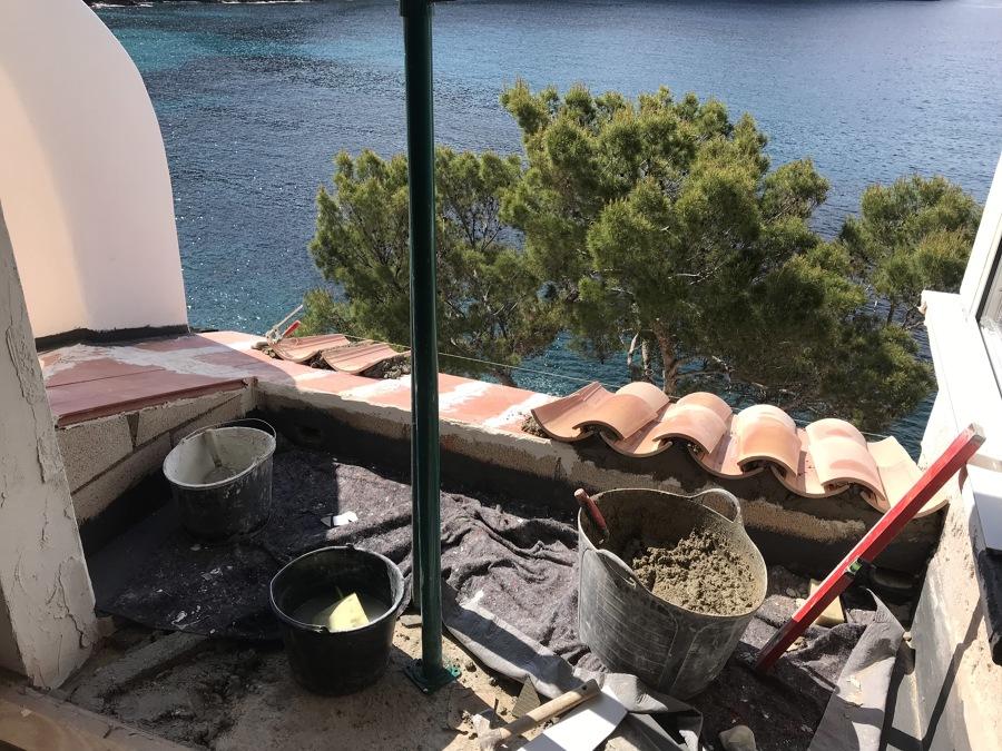 Reformar balcon