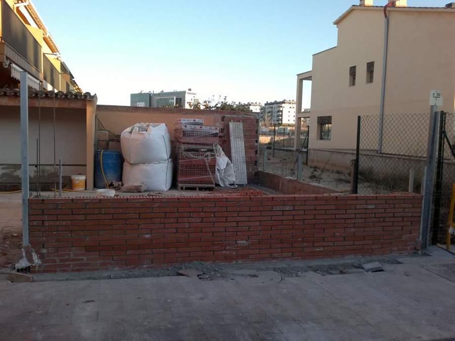 reformas terraza jardin muros