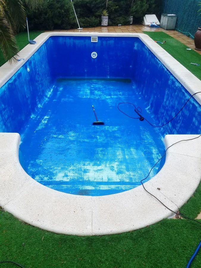 refroma piscina