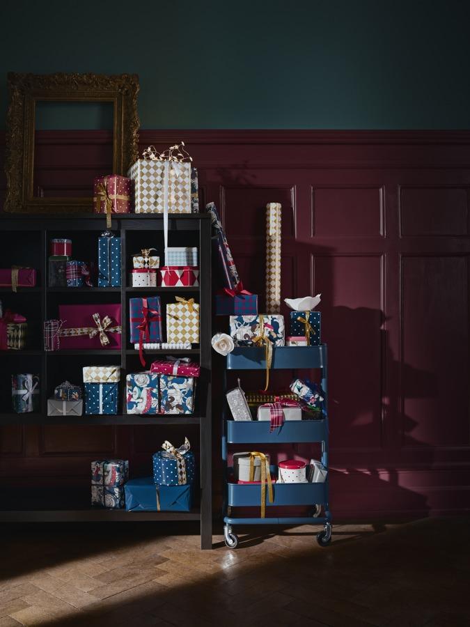 Regalos preparados para Navidad colección NAVIDAD IKEA