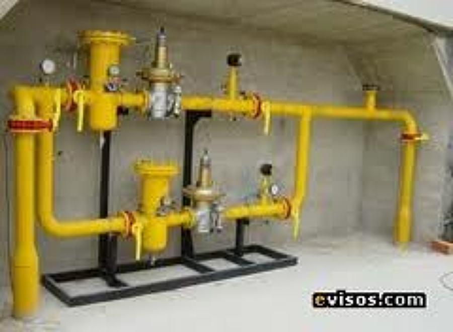 reguladores de gas comunitarios