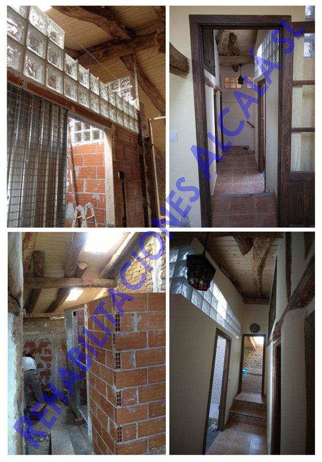 Rehabilitaci n casa rural proyectos restauraci n edificios - Rehabilitacion casa rural ...
