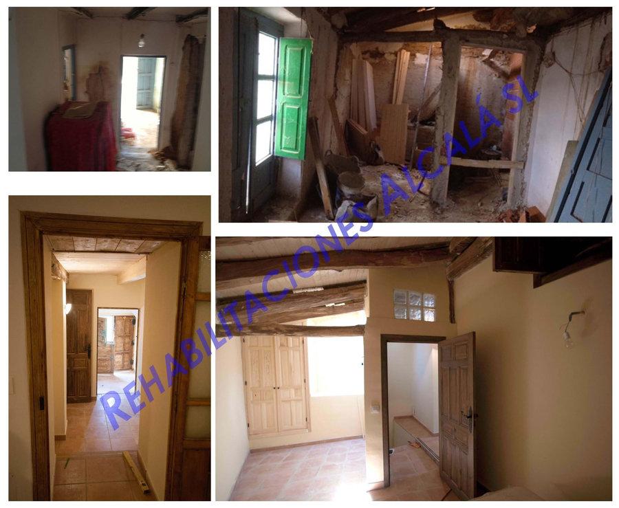 Rehabilitaci n casa rural ideas restauraci n edificios - Rehabilitacion casa rural ...