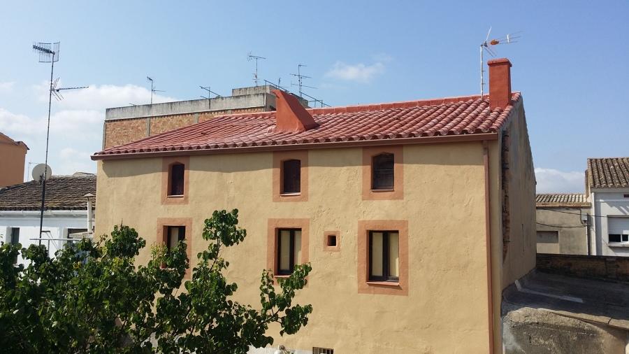 Rehabilitaci n tejado y fachada ideas reformas viviendas - Subvenciones rehabilitacion casas antiguas ...