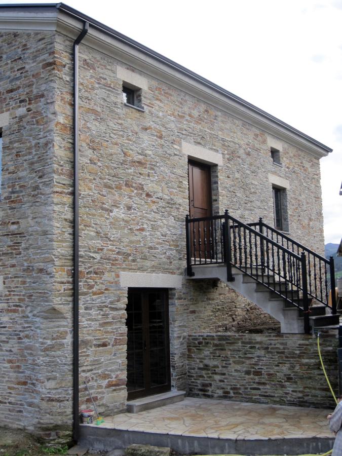 Rehabilitaci n caser o en vegadeo asturias ideas - Arquitectos asturias ...