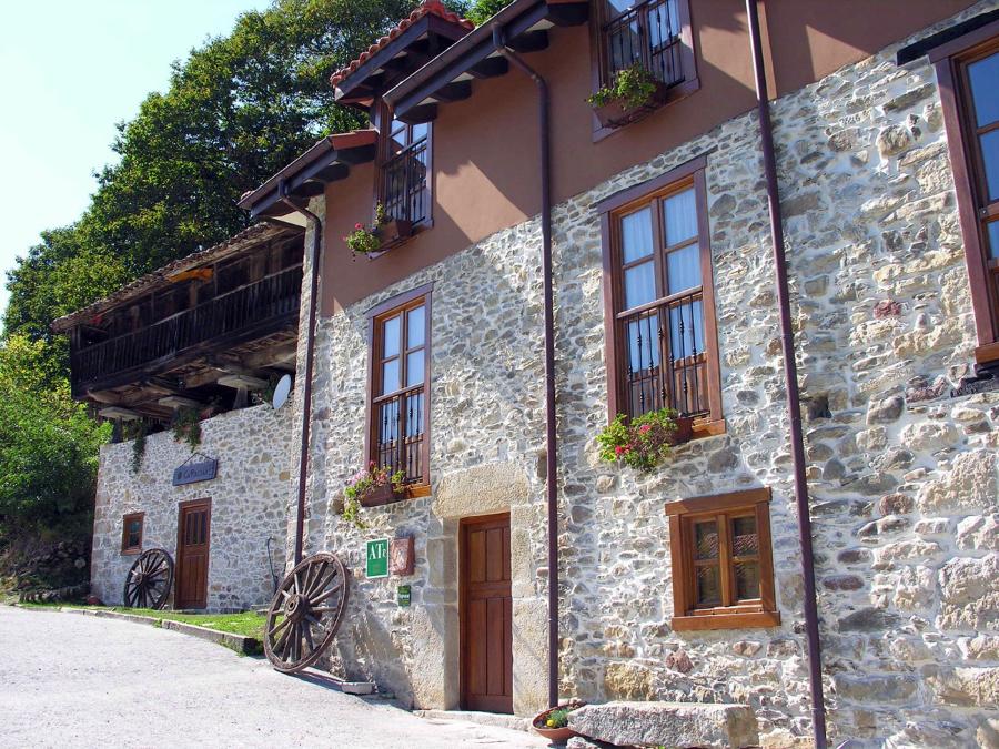 Foto rehabilitaci n completa de casa de pueblo y panera de construcciones benjoal 153065 - Rehabilitacion de casas ...
