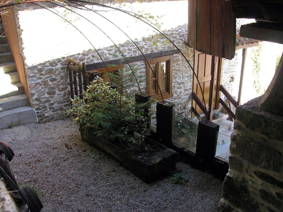 Rehabilitaci n completa de casa de pueblo y panera para - Construcciones benjoal ...