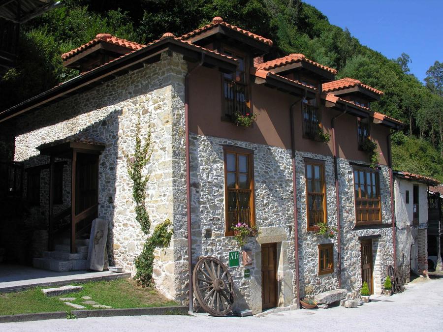 Rehabilitaci n completa de casa de pueblo y panera para turismo rural ideas restauraci n edificios - Rehabilitacion casa rural ...