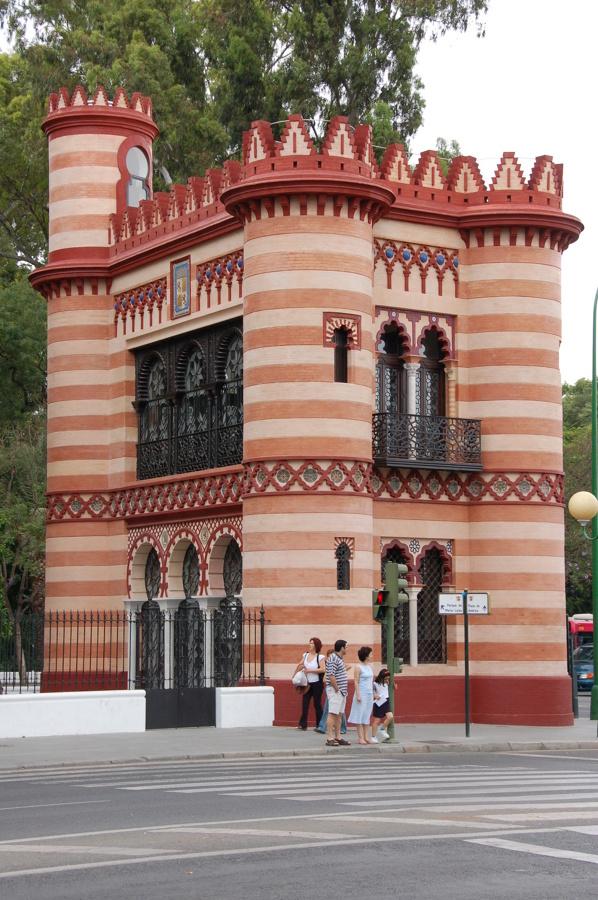 Rehabilitación Costurero de la Reina. Sevilla.