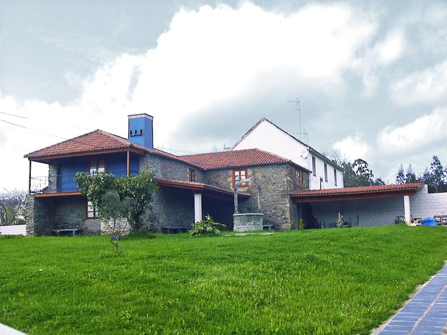 Rehabilitaci n de casa r stica ideas reformas viviendas - Rehabilitacion de casas ...