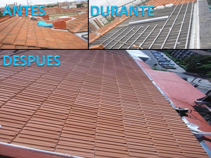 rehabilitacion de cubiertas en madrid ideas tejados