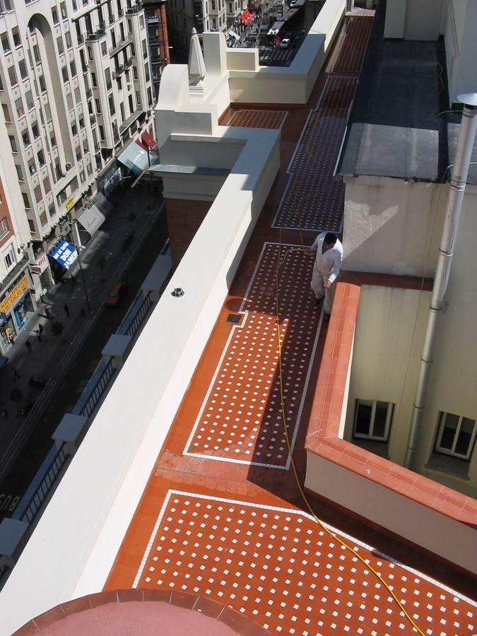 Rehabilitación de cubiertas y fachadas