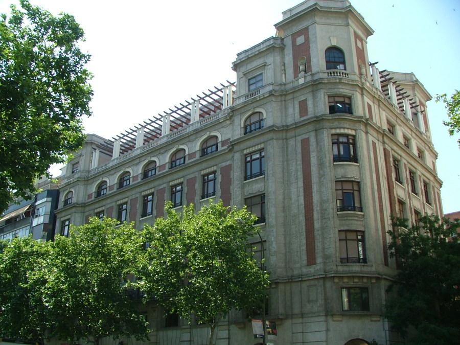 Rehabilitacion de Edificio catalogado Conjunto Historico Artistico