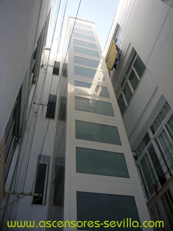 Rehabilitacion de edificio sin ascensor