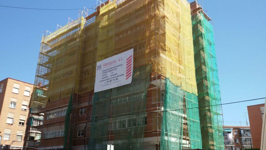 Rehabilitacion de fachada