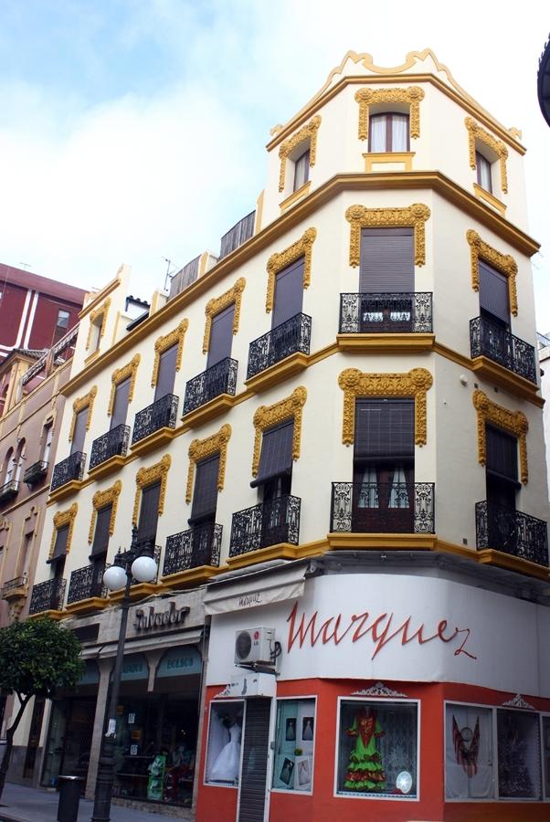 Rehabilitación de fachada C/ Claudio Marcelo_1
