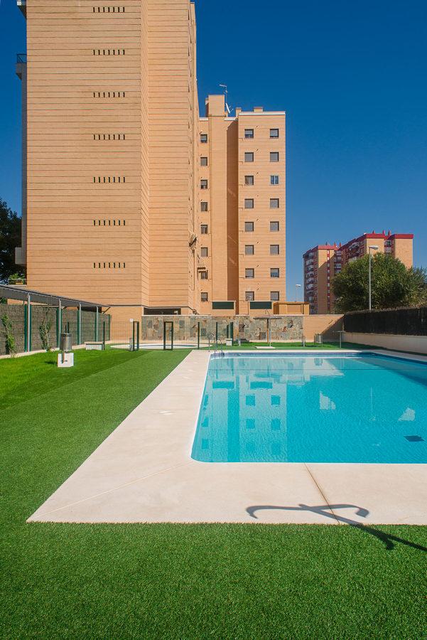 Rehabilitacion de fachada y zonas comunes en comunidad de propietarios