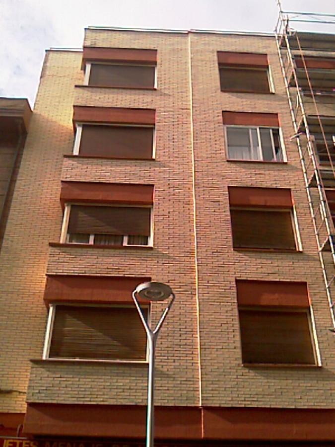 Rehabilitación de fachadas en Arana 5, Vitoria-Gasteiz