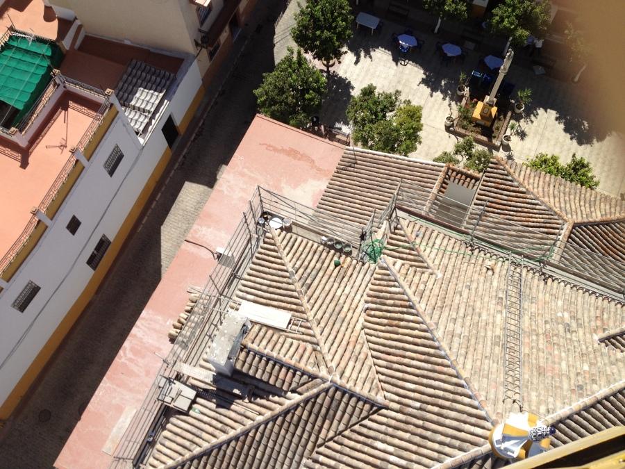 Rehabilitación de forjados y tejados