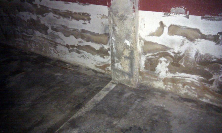 Foto rehabilitacion de paredes y pilares de balear de - Imprimacion para paredes ...