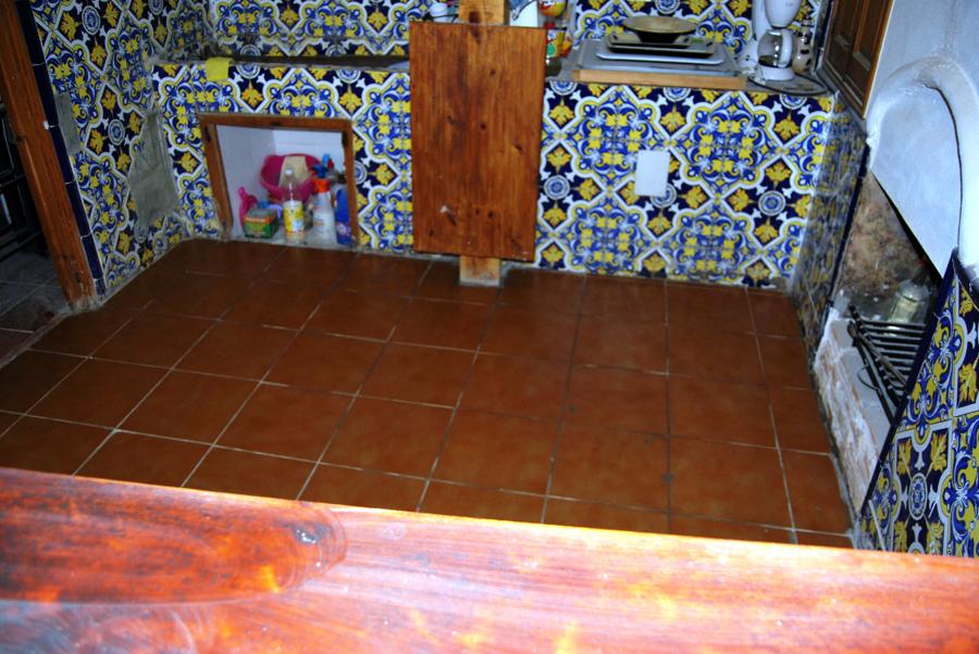 Rehabilitación de suelos en casa de pueblo 7