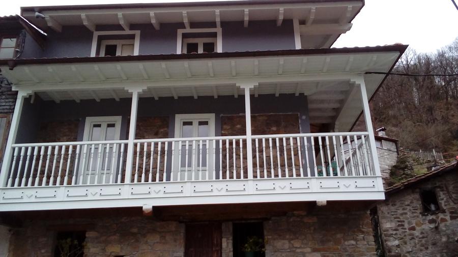 Rehabilitación de vivienda unifamiliar