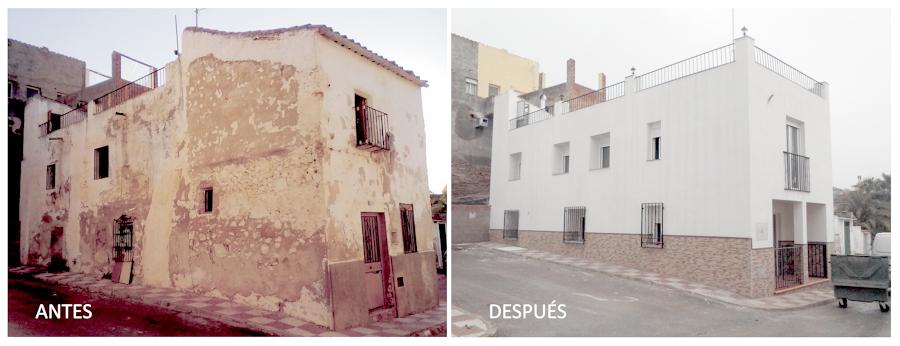 Foto rehabilitaci n en larva ja n de saro arquitectos - Arquitectos en jaen ...