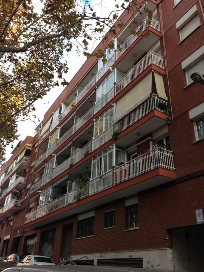 Rehabilitación fachada, Badalona