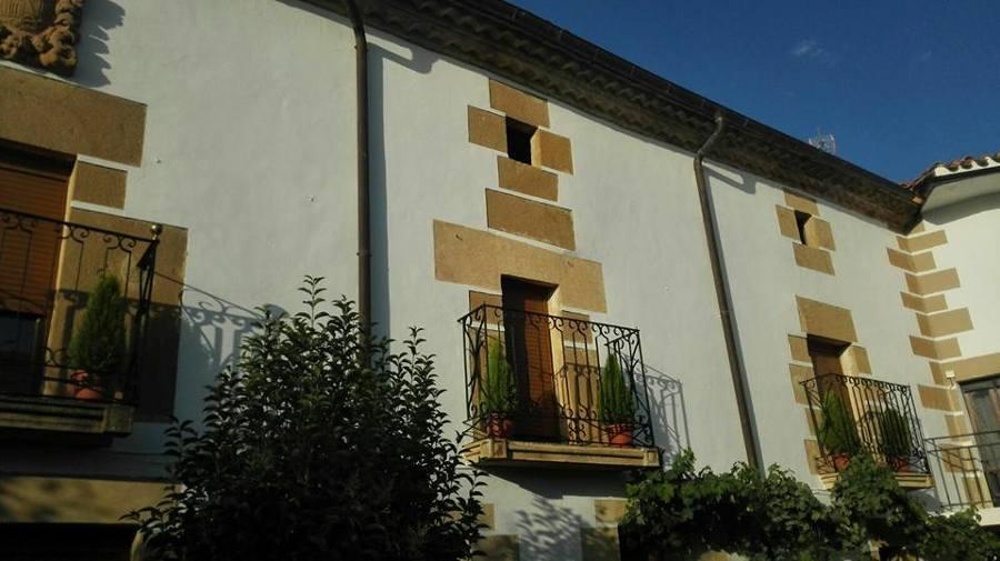 Rehabilitación fachada efecto piedra