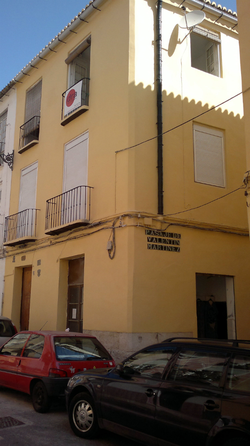 Rehabilitacion Fachada y Edificio