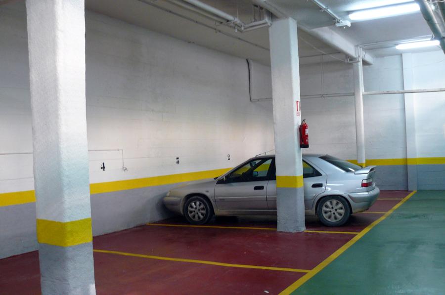 Rehabilitacion garaje C/ Diego Manchado (Madrid)