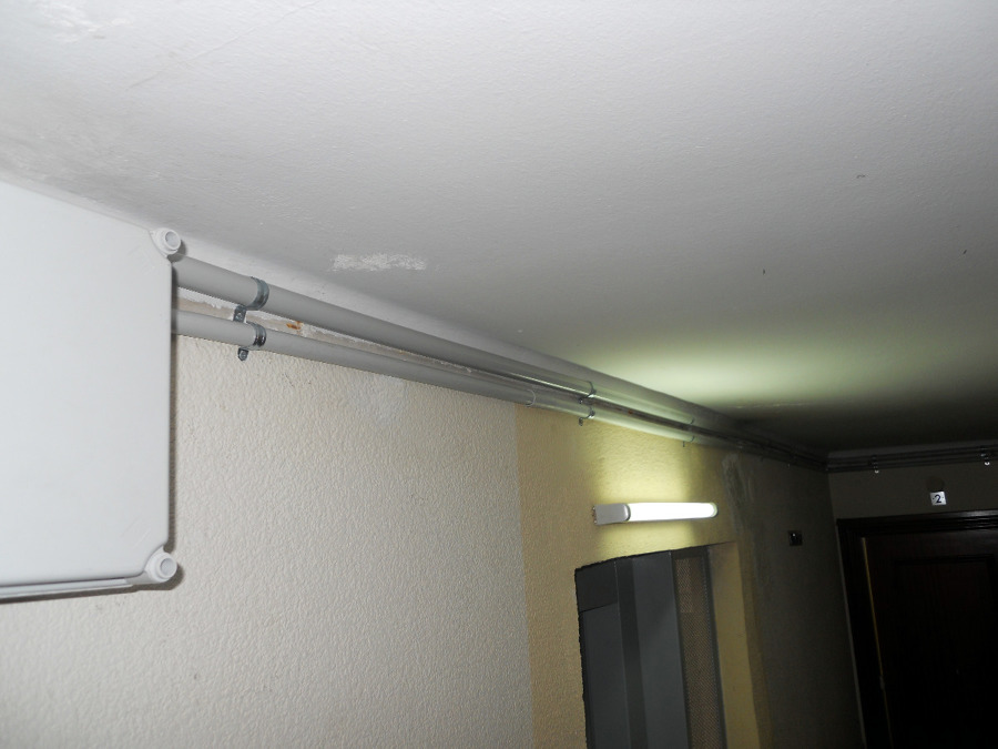 rehabilitación instalación electrica comunidad