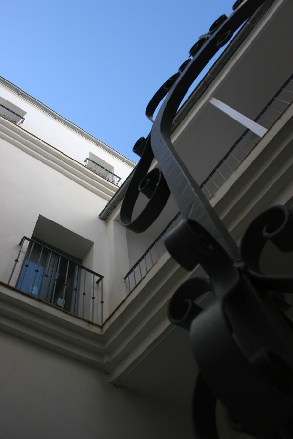 Rehabilitación integral de casa palacio del s. XVIII en Sanlúcar de Barrameda.