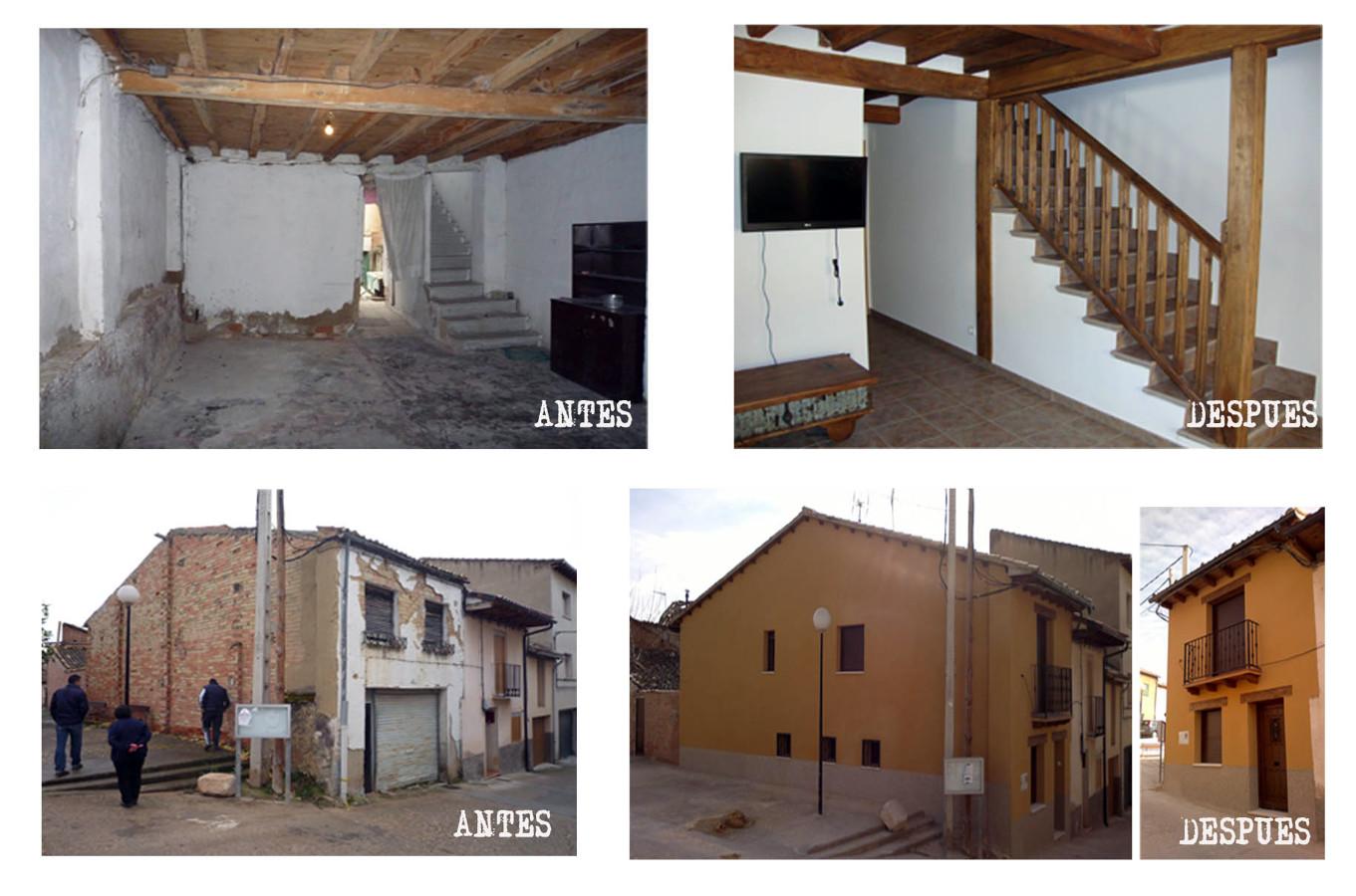 foto rehabilitaci n integral de vivienda unifamiliar de