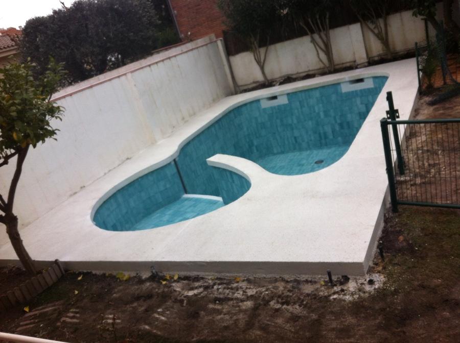 Rehabilitación piscina antigua