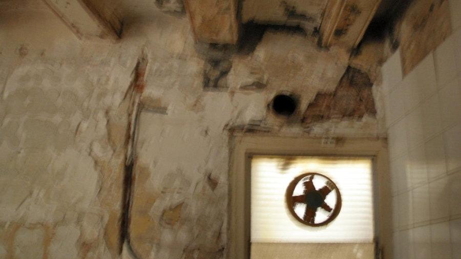 Rehabilitación piso barrio gotico Barcelona - antes