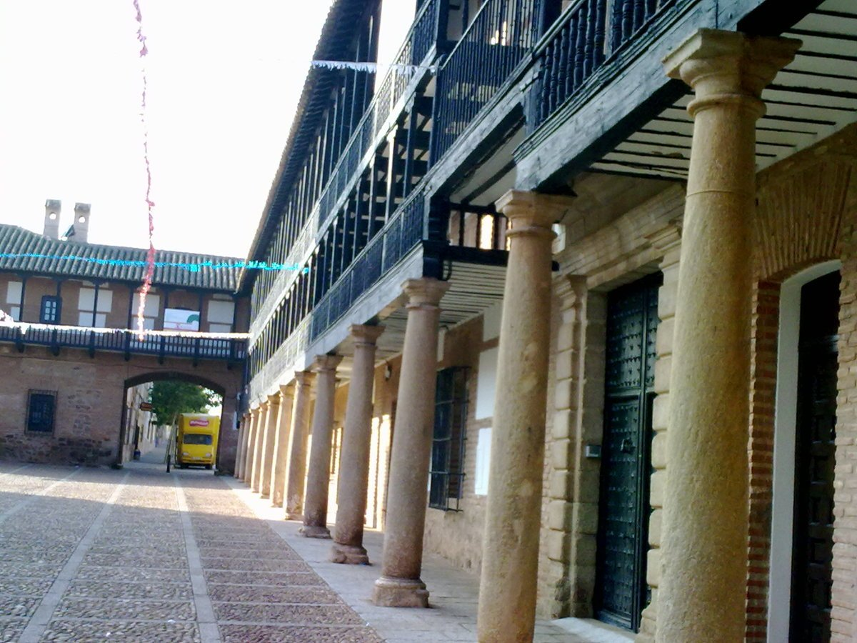 Rehabilitación Plaza San Carlos