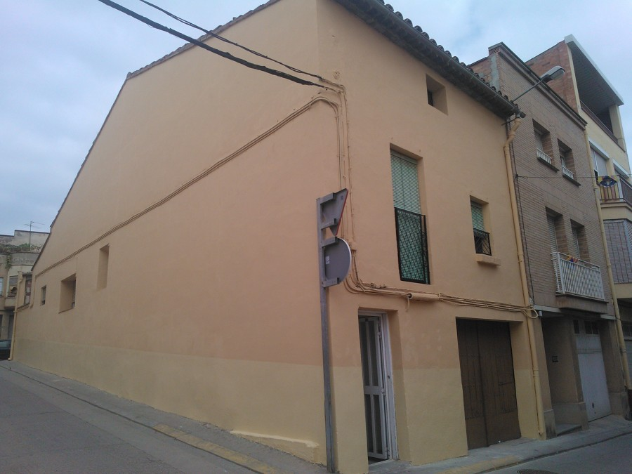 Rehabilitaci n fachada completa vivienda ideas - Pintado de fachadas ...