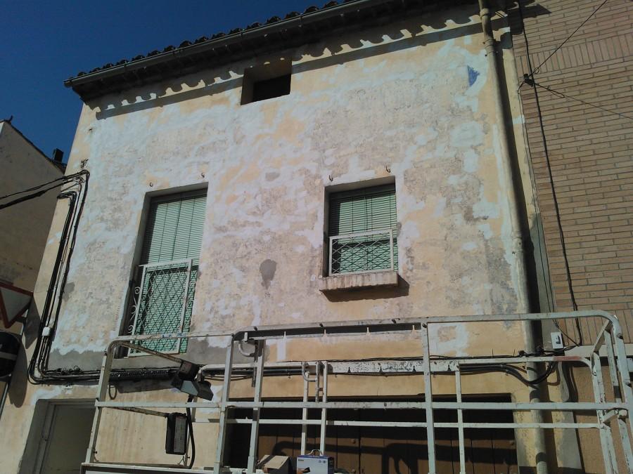 Foto rehabilitaci n y pintado de fachada de oscar mart n - Pintado de fachadas ...