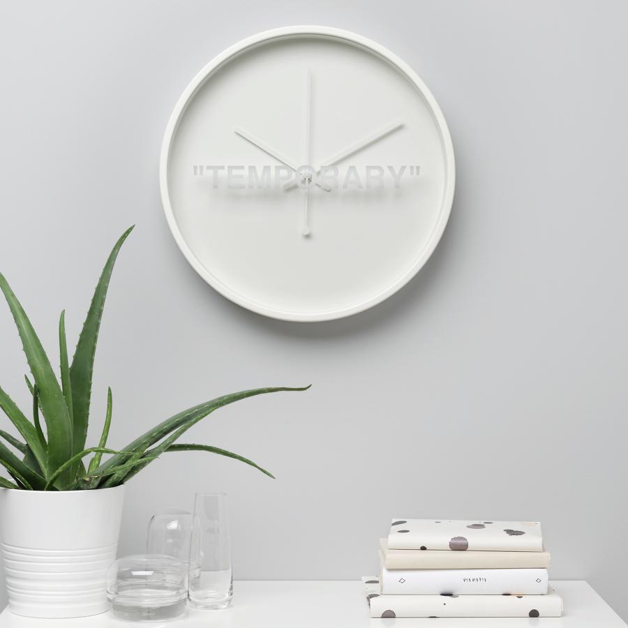 Reloj MARKERAD: La nueva colección limitada de IKEA en colaboración con Virgil Abloh