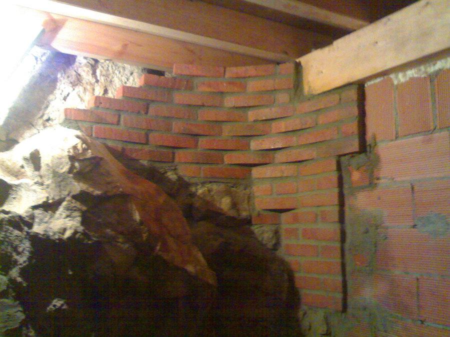 Foto remate de ladrillo caravista rustico de javier - Ladrillo caravista rustico ...