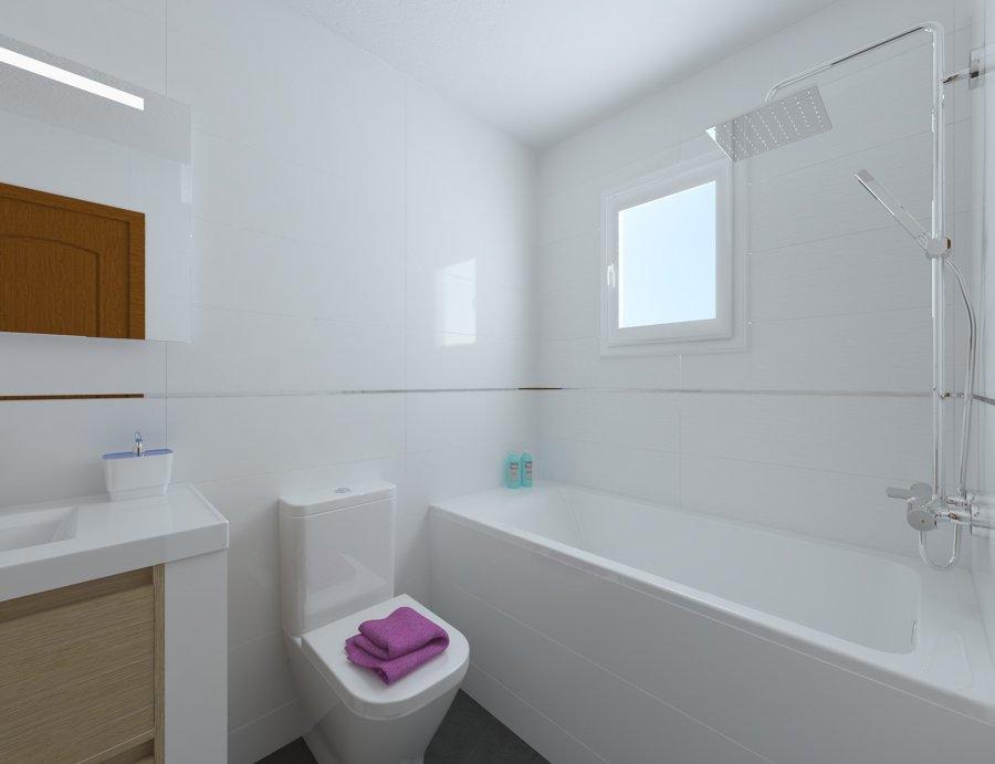 Render 3D baño