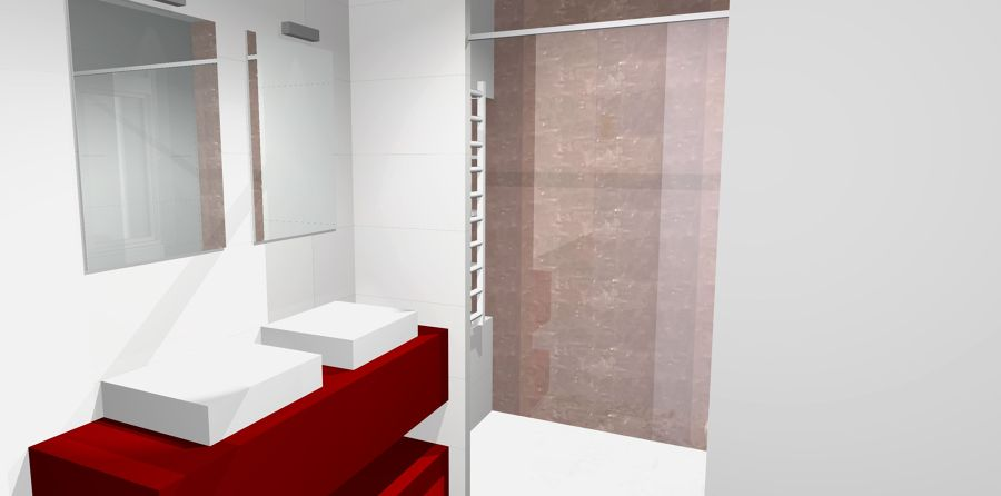 Render bany suite