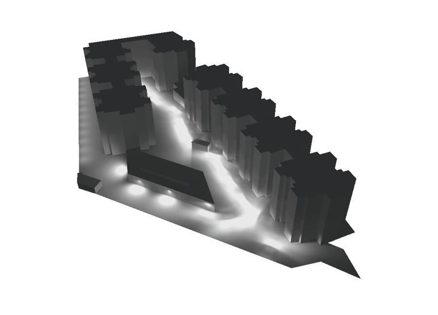 Renderizado CPP (efecto lumínico)